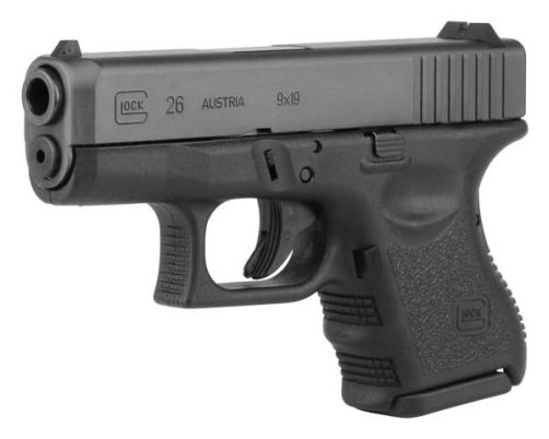 Glock Model 26 Full Disassembly Service Manuals